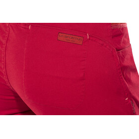 La Sportiva Kalymnos Pants Women Berry